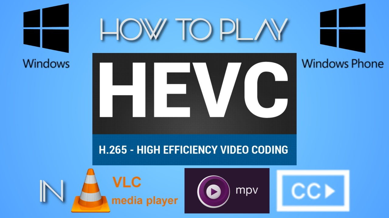 Come riprodurre/convertire video HEVC su PC Windows e Mac